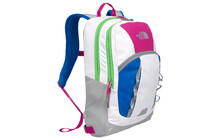 The North Face Women's Base Camp Double Shot tnf white/pink